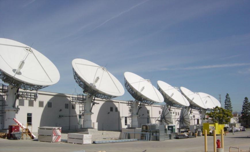 DirecTV dish array